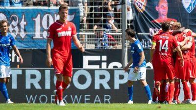 1. FCKöln startet in Bochum erfolgreich in die Saison