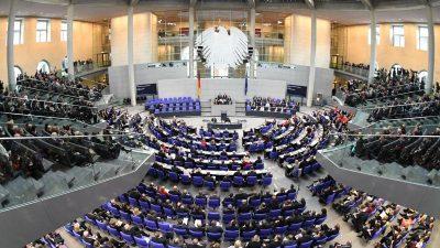 Bei Neuwahlen droht ein Bundestag mit 900 Abgeordneten