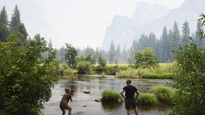 Yosemite-Tal wird nach Waldbränden wieder geöffnet