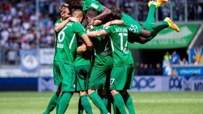 VfLBochum gewinnt West-Derby gegen MSVDuisburg mit 2:0