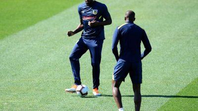 «Superman» Bolt trainiert erstmals in Australien