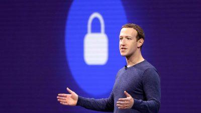 Facebook-Pläne für Namensänderung sorgen für Spott und Kritik