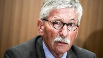 Sarrazin: Seehofer durch politische Niederlage mit Merkel unrettbar beschädigt