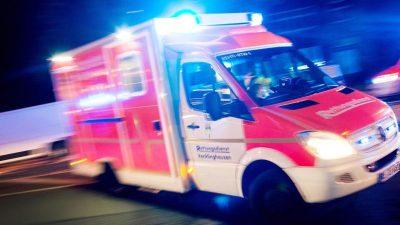 Messer-Attacke in U5 Berlin-Hellersdorf – Schwerste Verletzungen nach Streit mit Unbekanntem