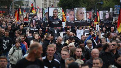 """Kampfbegriffe der Medien: """"Hetzjagd"""" auf Ausländer in Chemnitz?"""