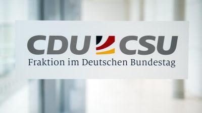 Familienregeln: CDU und CSU wollen wieder wie Geschwister zusammenhalten