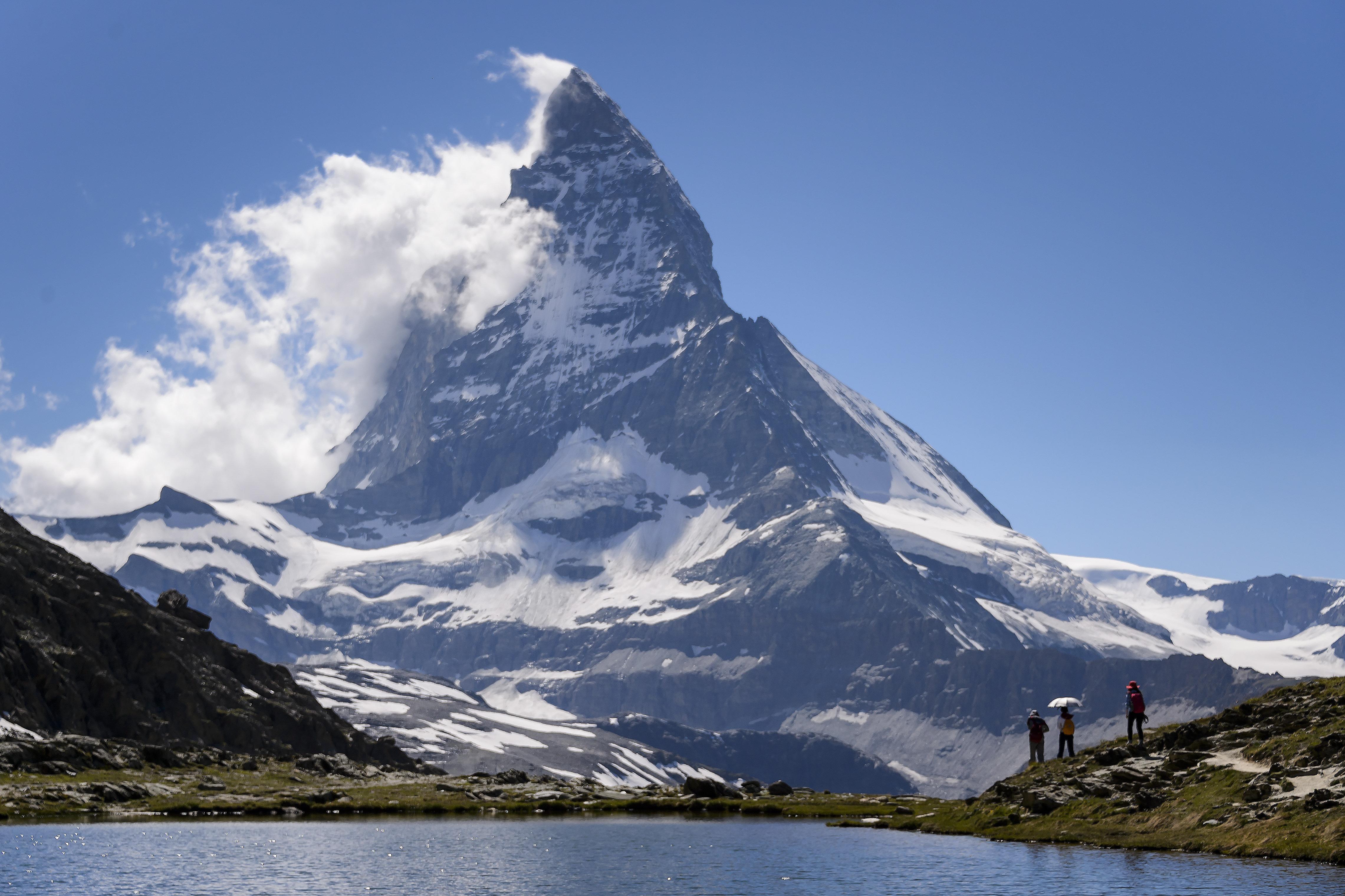 Neue Seilbahn fährt zur höchsten Bergstation Europas in Zermatt