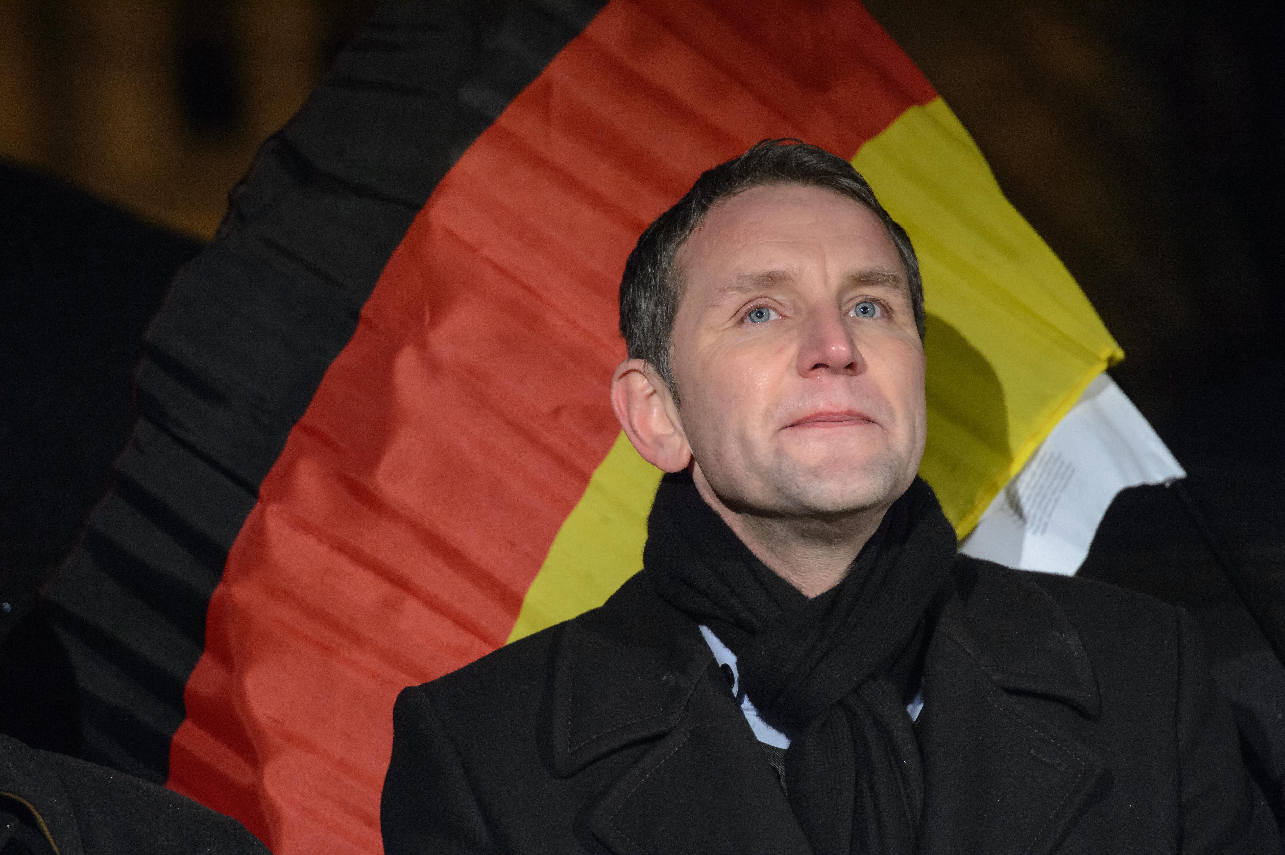 Immunität des Thüringer AfD-Fraktionsvorsitzenden Höcke aufgehoben