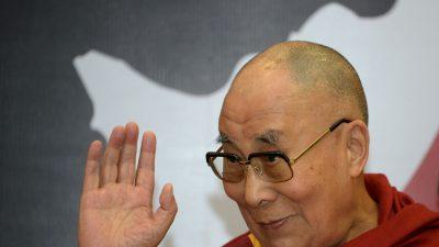 Dalai Lama lobt Flüchtlingspolitik – mahnt aber auch Rückkehr an