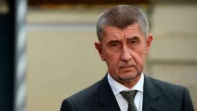 """Tschechiens Premier Babiš zur EU: """"Vergesst den Green Deal, bekämpft die Folgen des Coronavirus"""""""