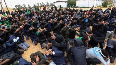 Alle Migranten nach Europa? Europarat fordert Ende der Zusammenarbeit mit libyscher Küstenwache