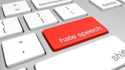 """Polizei in Großbritannien will auch über """"strafrechtlich nicht relevanten Hass"""" informiert werden"""