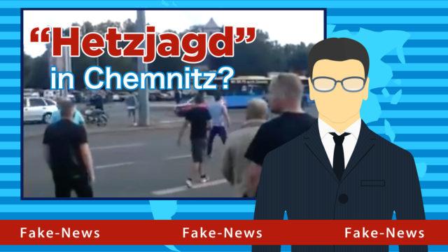 Hetzjagd Video Chemnitz