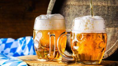 Bierpreis auf Oktoberfest klettert auf über 11,50 Euro
