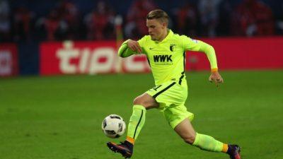 1. Bundesliga: Augsburg gewinnt gegen Freiburg