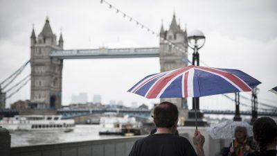 Zeitplan: Der Brexit-Deal soll am Sonntag stehen – Britische Regierung soll diesen am Montag genehmigen