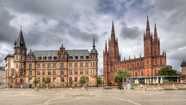 Wiesbaden Oberbürgermeisterwahl