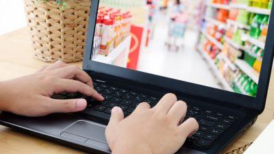 Online-Handel mit Lebensmitteln: Rewe sichert sich Grundstücke für weitere Online-Lager