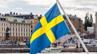 Übersterblichkeit in Schweden?