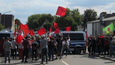 Polizei behindert Pressearbeit bei Kandel-Demo am 1. September
