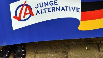 Neu gewählter Chef der AfD-Nachwuchsorganisation verlässt die Partei