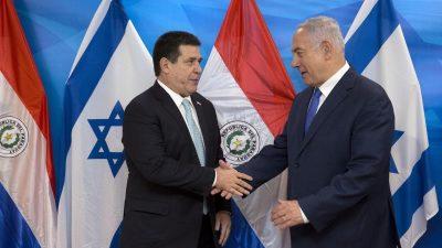 Brasilien eröffnet Handelsvertretung in Jerusalem