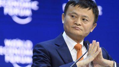 """Anweisungen des Staates Folge leisten"": Alibaba droht Rekordstrafe in China"