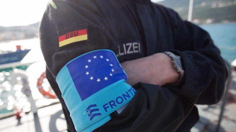 Ein Frontex