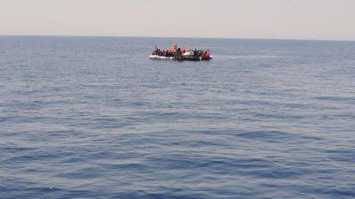 Vor Malta: 180 Migranten aus dem Mittelmeer geholt