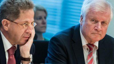 Hans-Georg Maaßen bleibt im Amt – es hagelt Kritik