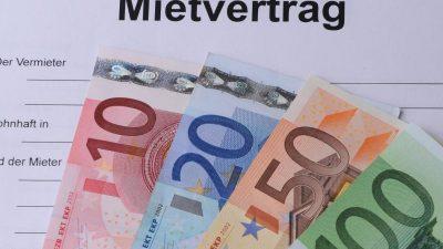 Sozialsenatorin: Über 85.000 Berliner Hartz-IV-Empfänger zahlen für Miete drauf