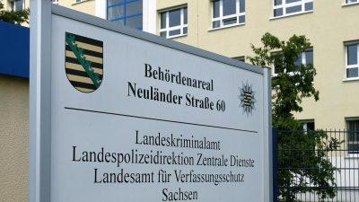 "Sachsen: Verfassungsschutz-Chef Meyer-Plath jählings abgesetzt – Krah (AfD): ""Kein Fall Maaßen 2.0"""