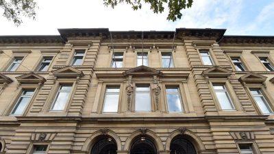 """""""Mafia-Prozess"""" startet mit verschärften Sicherheitskontrollen in Karlsruhe"""