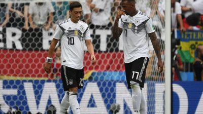 Özil dankt Boateng für Unterstützung nach Rücktritt