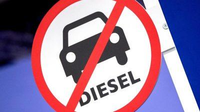 """Staatssekretär des Verkehrsministeriums: """"Diesel-Fahrverbote endgültig vom Tisch"""""""