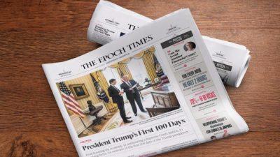 """Ein Brief an unsere Leser – Vor dem Hintergrund eines """"BuzzFeed""""-Berichts über """"The Epoch Times""""/USA"""