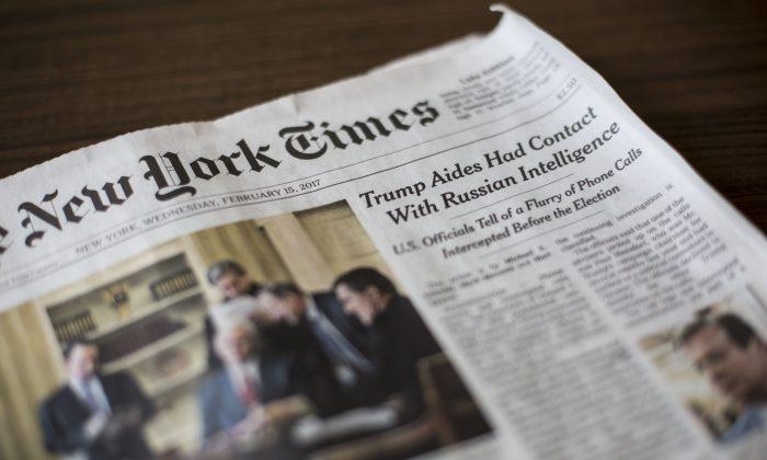 """Haltungsjournalismus: """"New York Times"""" und """"Le Monde"""" werfen einander Zensur vor"""