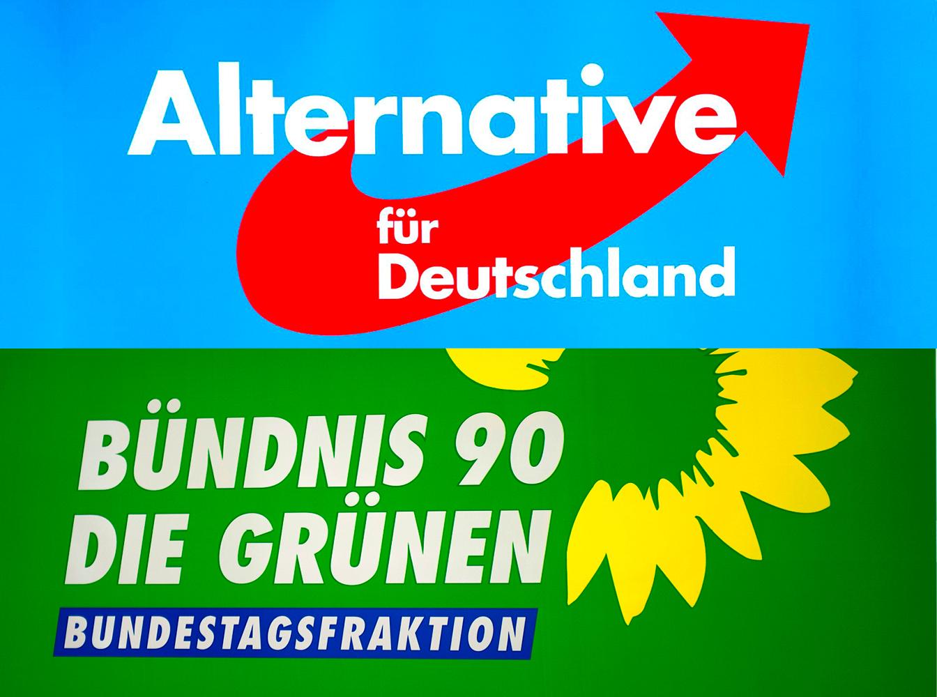 """Grüne: Union hat """"kein Dauerabo aufs Kanzleramt"""" –  AfD verliert viele Stimmen: """"Glaubwürdigkeitsverlust ist tödlich"""""""