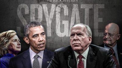 Spygate: Die wahre Geschichte des Komplotts