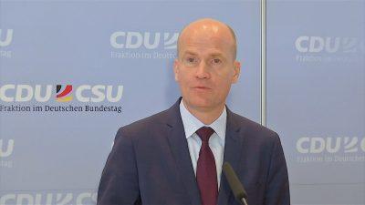 CDU-Politiker Brinkhaus zum Fachkräftemangel: Keine Abkehr von Merkels Flüchtlingspolitik