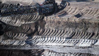Kohle-Kommission kommt zu entscheidenden Beratungen zusammen