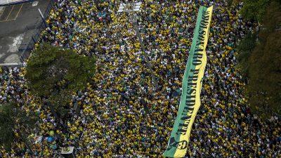 """Bolsonaros erste Rede an die Nation: """"Wir werden Brasilien entfesseln"""""""