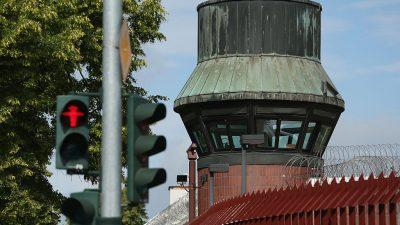 Anteil ausländischer Häftlinge im Berliner Strafvollzug gestiegen