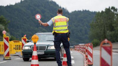 """EU-Kommission will Corona-Grenzkontrollen """"schrittweise"""" aufheben lassen"""