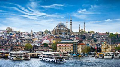 Erdogans Vorbild: Sultan Mehmet II, Eroberer des christlichen Konstantinopel