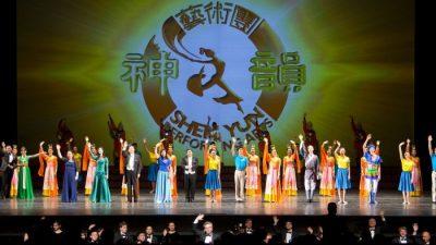 """Heutiges Kulturhighlight: """"Shen Yun"""" startet Deutschland-Tournee 2019 mit ausverkauftem Haus im Aalto-Theater Essen + Video"""
