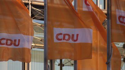 CDU-Vereinigungen wollen Klarstellungen von Merkel-Nachfolgern