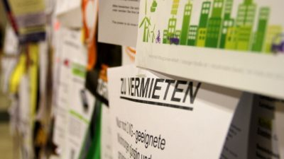 Studie: Wohnungen für Studenten werden immer teurer