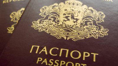 Bulgariens Justiz klagt Beamte wegen Verkaufs von Staatsbürgerschaft an