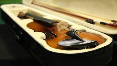 Musik am Abend: Die berühmte Chaconne von Bach – gespielt von Itzhak Perlman